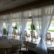 Wedding Drapery