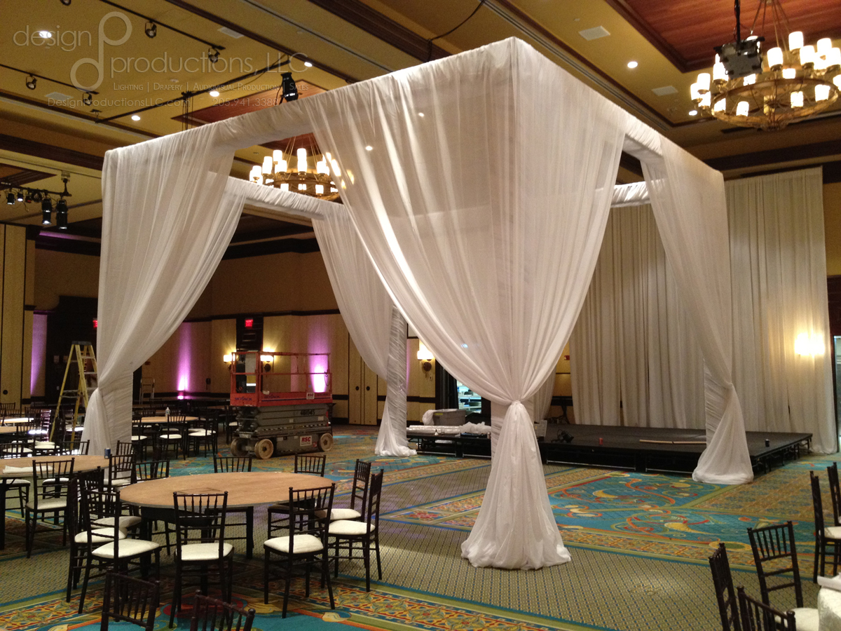 after wedding and fabric ceilings ceiling before creative party decor rental draping