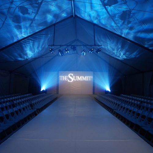 Fashion Show Lighting Service
