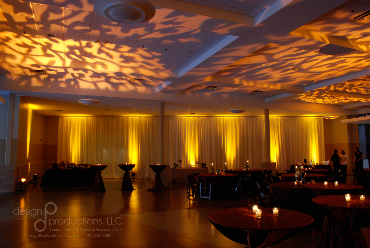 Wedding Dry Full Lighting Service
